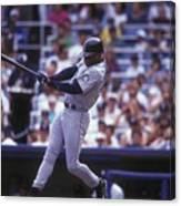 Seattle Mariners V New York Yankees Canvas Print
