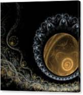 Somewhere In The Universe-2 Canvas Print
