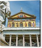 St. Paul Outside The Walls Canvas Print