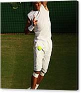 The Championships - Wimbledon 2008 Day Canvas Print