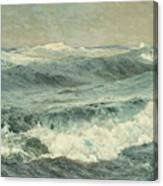 The Roaring Forties  Canvas Print