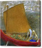 The Yellow Sail, 1905 Canvas Print