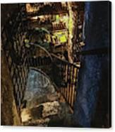 Vino L'archeologia Canvas Print