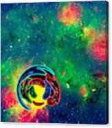 Watcher 2 Canvas Print