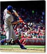 New York Mets V Washington Nationals Canvas Print