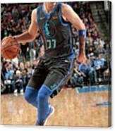 Sacramento Kings V Dallas Mavericks Canvas Print