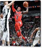 Chicago Bulls V San Antonio Spurs Canvas Print