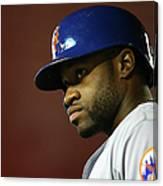 New York Mets V Arizona Diamondbacks Canvas Print