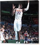 Phoenix Suns V Oklahoma City Thunder Canvas Print