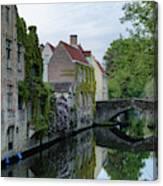 Brugge - Belgium Canvas Print