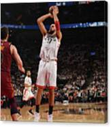 Cleveland Cavaliers V Toronto Raptors - Canvas Print