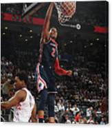 Washington Wizards V Toronto Raptors - Canvas Print