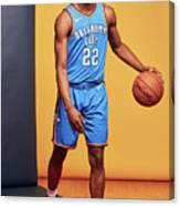 2018 Nba Rookie Photo Shoot Canvas Print