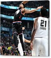 2019 Nba All-star Game Canvas Print