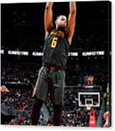 Chicago Bulls V Atlanta Hawks Canvas Print
