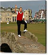 134th Open Championships Canvas Print