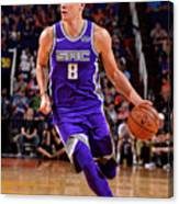 Sacramento Kings V Phoenix Suns Canvas Print