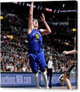 Denver Nuggets V San Antonio Spurs - Canvas Print