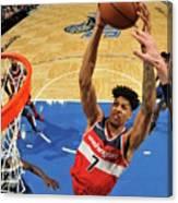Washington Wizards V Orlando Magic Canvas Print