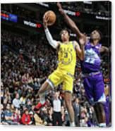 Golden State Warriors V Utah Jazz Canvas Print