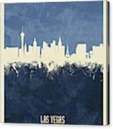 Las Vegas Nevada Skyline Canvas Print