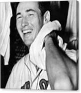 National Baseball Hall Of Fame Library 17 Canvas Print