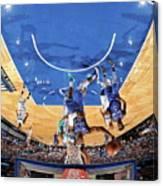 Charlotte Hornets V Orlando Magic Canvas Print
