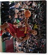 Cleveland Cavaliers V Milwaukee Bucks Canvas Print