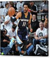 Memphis Grizzlies V San Antonio Spurs - Canvas Print