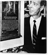 National Baseball Hall Of Fame Library 19 Canvas Print