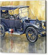 1913 Cadillac Four 30 Touring Canvas Print