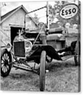 1915 Ford Model T Truck Canvas Print