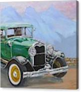 1932 Ford Model A  Canvas Print