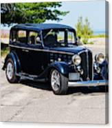 1933 Buick 50 Series Canvas Print