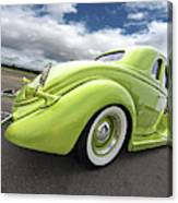 1935 Ford Coupe Canvas Print