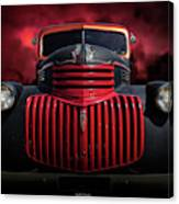 1946 Pickup Canvas Print