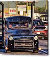1951 Dodge Fargo Tractor Truck Canvas Print