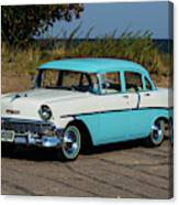 1956 Chevrolet 210  Canvas Print