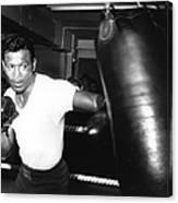 1962 Boxing Canvas Print