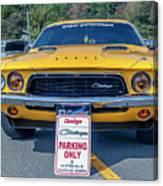 1973 Dodge Challenger Canvas Print
