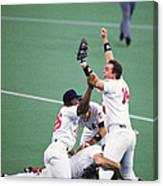 1987 World Series  St. Louis Cardinals Canvas Print