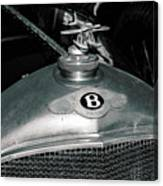 1928 Bentley 4 1/2 Litre Parkward Saloon Canvas Print