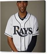 2010 Major League Baseball Photo Day 2 Canvas Print
