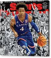 2018 March Madness College Basketball Preview Issue Sports Illustrated Cover Canvas Print