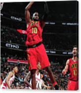 Atlanta Hawks V Washington Wizards - Canvas Print