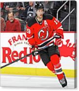 Buffalo Sabres V New Jersey Devils Canvas Print