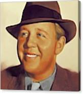 Charles Laughton, Vintage Actor Canvas Print