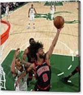 Chicago Bulls V Milwaukee Bucks Canvas Print