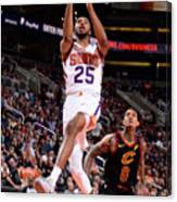 Cleveland Cavaliers V Phoenix Suns Canvas Print