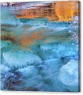 Color Of Winter Canvas Print